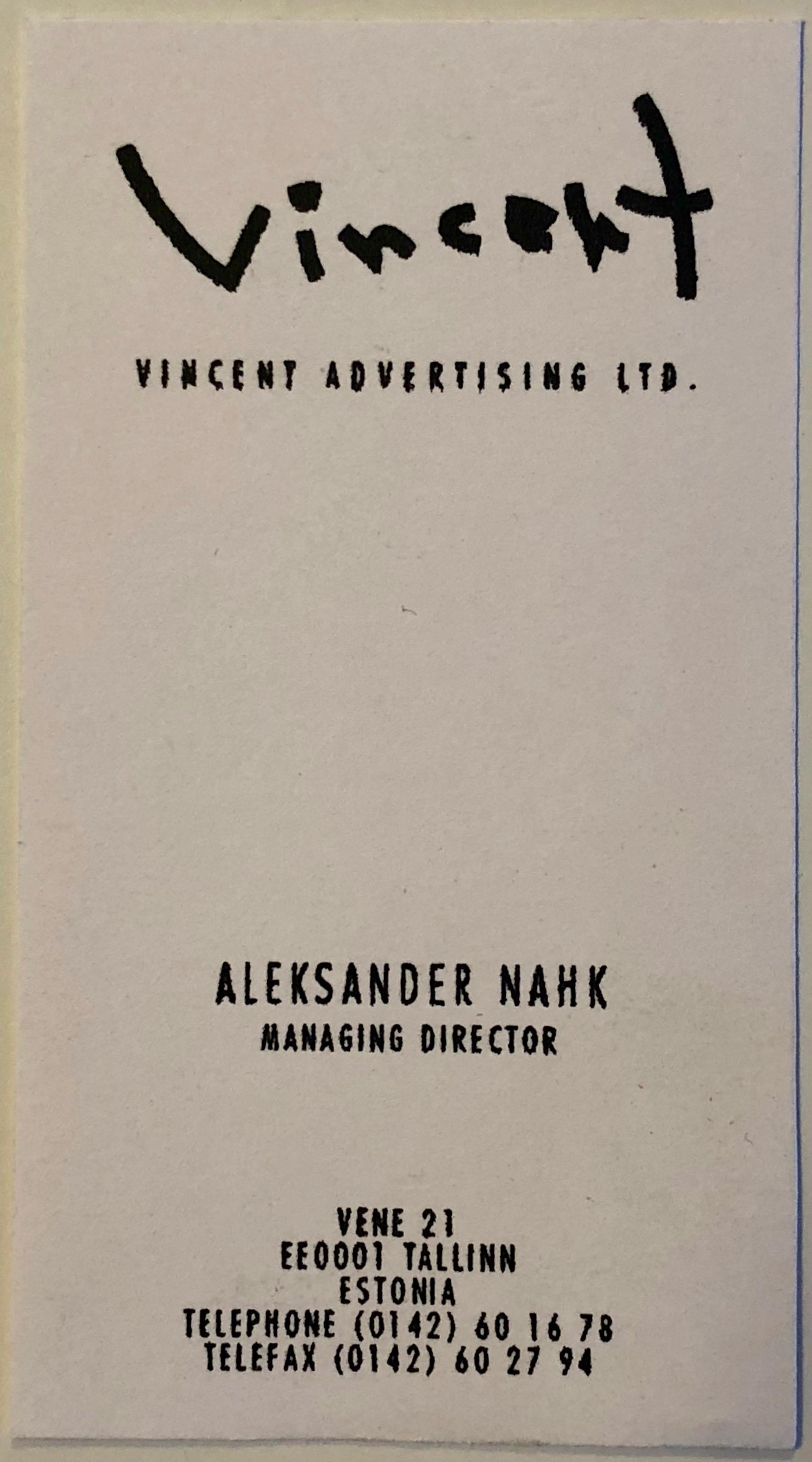 Vincent Aleksander Nahk